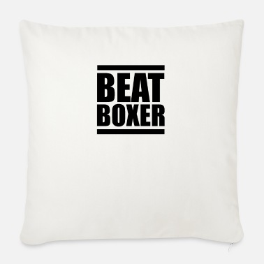Beatbox Beatbox Beatbox Beatbox Beatbox - Sofa pillow with filling 45cm x 45cm
