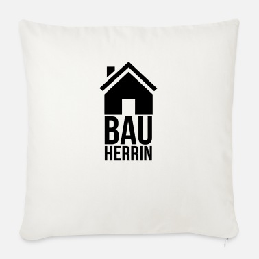 House Building house building - Sofa pillow with filling 45cm x 45cm