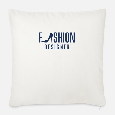 Fashion Fashion designer fashion design fashion design fashion - Sofa pillow with filling 45cm x 45cm