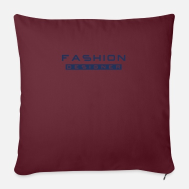 Fashion Design fashion fashion design fashion designer fashion - Sofa pillow with filling 45cm x 45cm