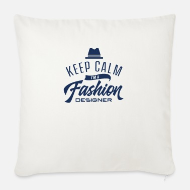 Fashion Fashion designer fashion fashion design fashion design - Sofa pillow with filling 45cm x 45cm
