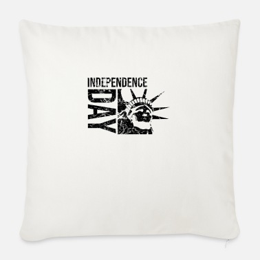 Independence Independently - Sofa pillow with filling 45cm x 45cm