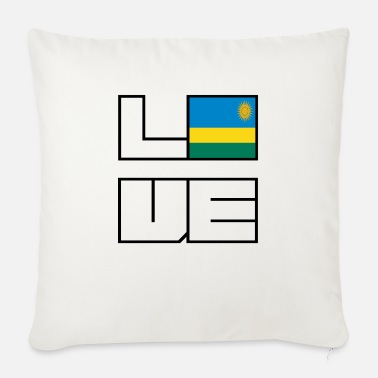 Love home roots Roots Rwanda - Sofa pillow with filling 45cm x 45cm