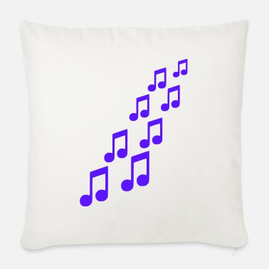 Notes Notes - Sofa pillow with filling 45cm x 45cm