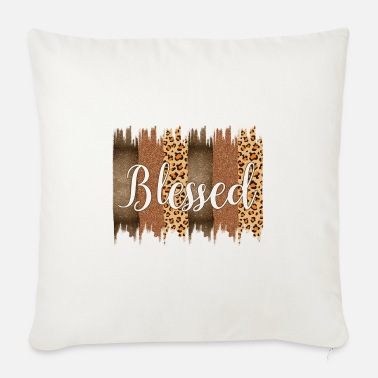 Blessed Home Blessed - Sofa pillow with filling 45cm x 45cm