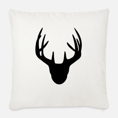 Stag stag - Sofa pillow with filling 45cm x 45cm