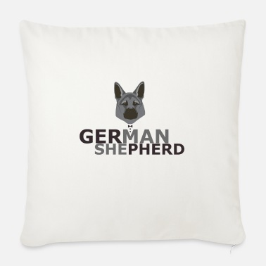 German Shepherd Gift German Shepherd German Shepherd - Sofa pillow with filling 45cm x 45cm