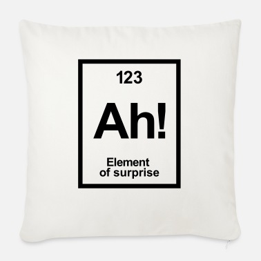 Periodic Table periodic table - Sofa pillow with filling 45cm x 45cm