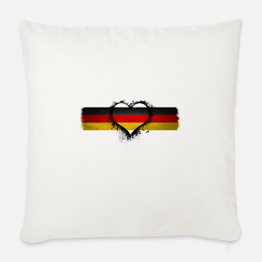 Germany Germany Germany Germany - Sofa pillow with filling 45cm x 45cm