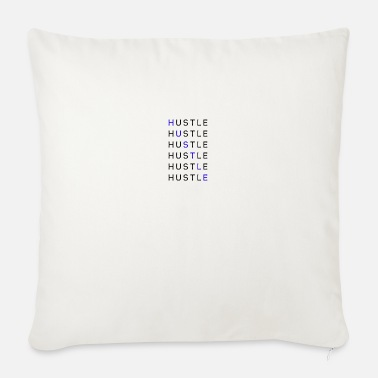 Hustle HUSTLE - Sofa pillow with filling 45cm x 45cm