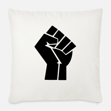 Fist fist - Sofa pillow with filling 45cm x 45cm