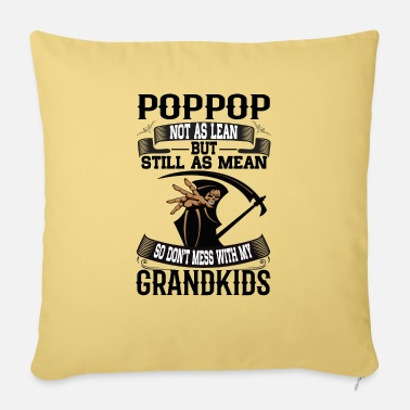 Pop Pop Pop - Sofa pillow with filling 45cm x 45cm