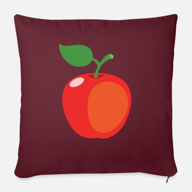 Toddler Apple - Sofa pillow with filling 45cm x 45cm