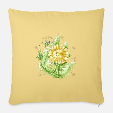 Dandelion Dandelion (dandelion) - Sofa pillow with filling 45cm x 45cm