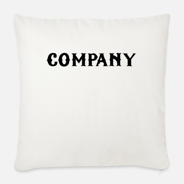 Company company - Sofa pillow with filling 45cm x 45cm