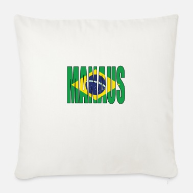 Manaus BRAZIL MANAUS - Sofa pillow with filling 45cm x 45cm