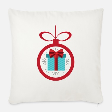 Christmas Present Christmas present - Sofa pillow with filling 45cm x 45cm