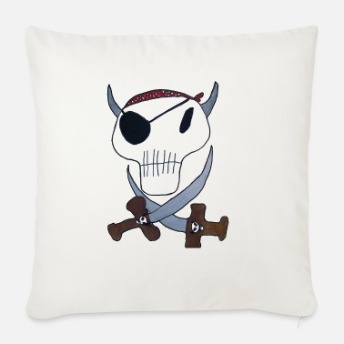 Pirate Cloth Priate clothing - Sofa pillow with filling 45cm x 45cm