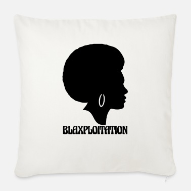 Blaxploitation blaxploitation blak - Sofa pillow with filling 45cm x 45cm