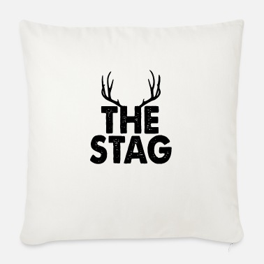 Stag The Stag - Sofa pillow with filling 45cm x 45cm