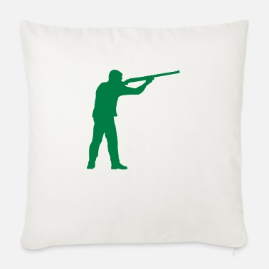 Shotgun shotgun - Sofa pillow with filling 45cm x 45cm