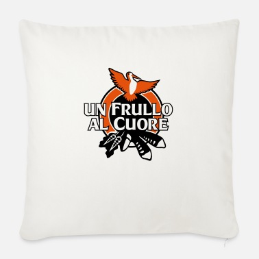 Woodcock flying woodcock - Sofa pillow with filling 45cm x 45cm