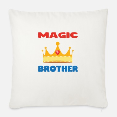 Dad / Brother / Sister / Mommy / Mother / Father - Sofa pillow with filling 45cm x 45cm
