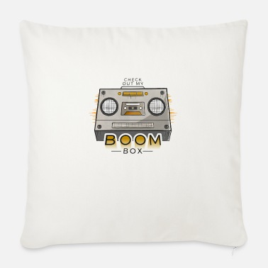 Boom Box check out my Boom-Box - Sofa pillow with filling 45cm x 45cm