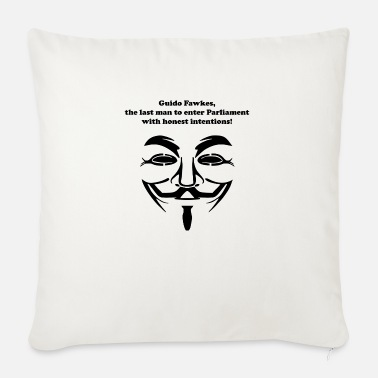 Anonymous Anonymous - Sofa pillow with filling 45cm x 45cm