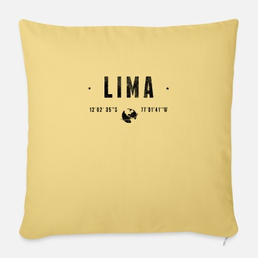 Lima LIMA - Sofa pillow with filling 45cm x 45cm
