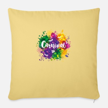 Carneval Carneval - Sofa pillow with filling 45cm x 45cm