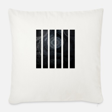 Apophysis Ghost in the Machine - Sofa pillow with filling 45cm x 45cm