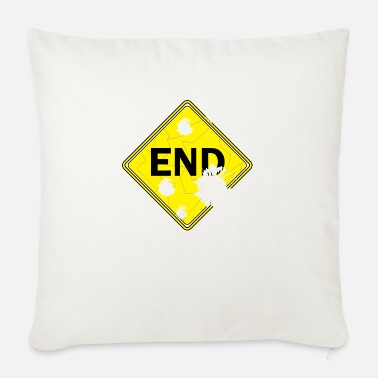 End END - Sofa pillow with filling 45cm x 45cm