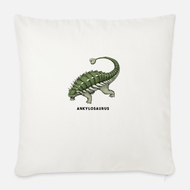 Ankilosaurus - Sofa pillow with filling 45cm x 45cm