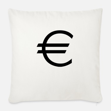 Euro Euro - Sofapude med fyld 44 x 44 cm