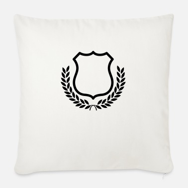 Shield shield - Sofa pillow with filling 45cm x 45cm