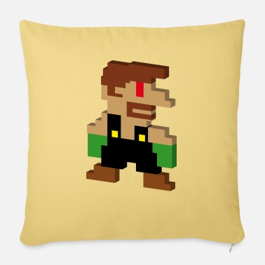 8 Bit 8 bits - Sofa pillow with filling 45cm x 45cm