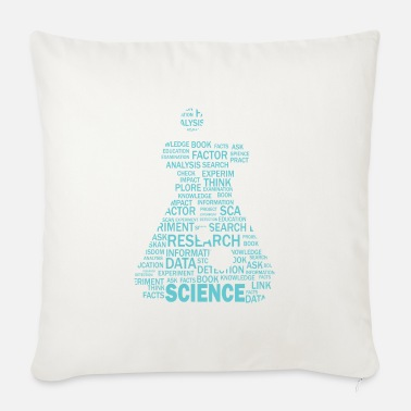 Chemical Science Gift Chemistry Chemist - Sofa pillow with filling 45cm x 45cm