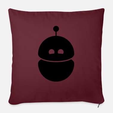 robot1 - Sofa pillow with filling 45cm x 45cm