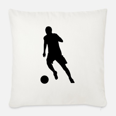 Soccer Soccer Football - Sofa pillow with filling 45cm x 45cm