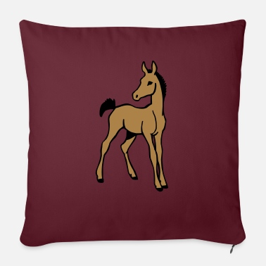 Foal Foal - Sofa pillow with filling 45cm x 45cm