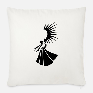 Angel-Tribal - Sofa pillow with filling 45cm x 45cm