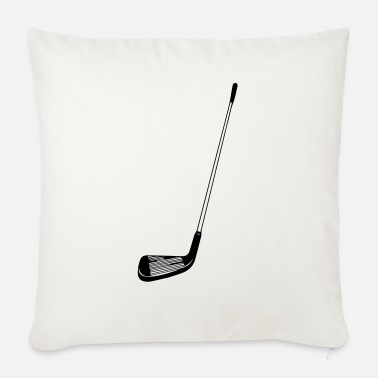 golf stick - Sofa pillow with filling 45cm x 45cm