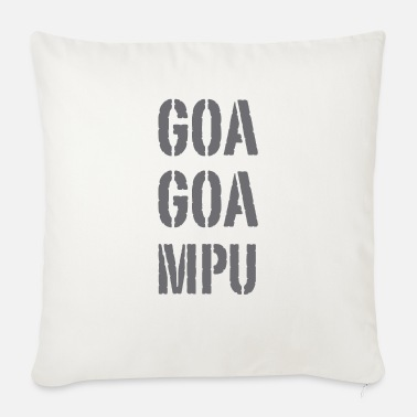 Goa Goa Goa MPU - Sofa pillow with filling 45cm x 45cm
