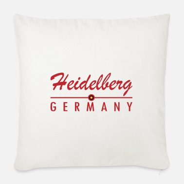 Heidelberg Heidelberg Germany Germany gift policy - Sofa pillow with filling 45cm x 45cm