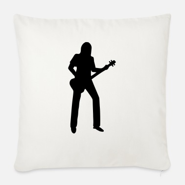 Bassist bassist - Sofa pillow with filling 45cm x 45cm
