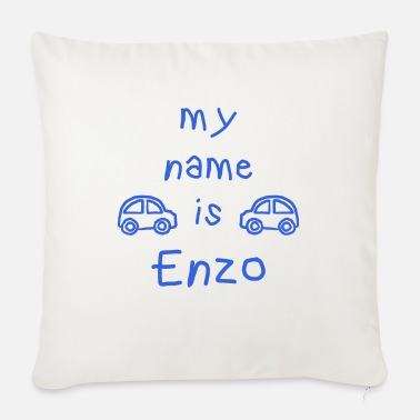Enzo ENZO MY NAME IS - Sofa pillow with filling 45cm x 45cm