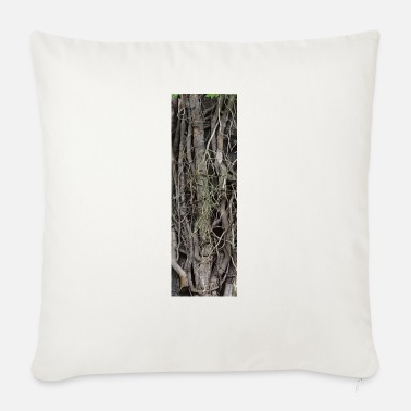 Root roots - Sofa pillow with filling 45cm x 45cm
