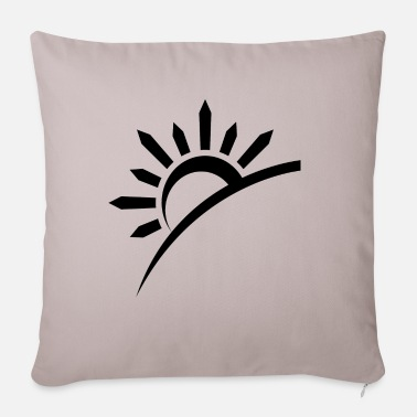 Sunrise sunrise - Sofa pillow with filling 45cm x 45cm