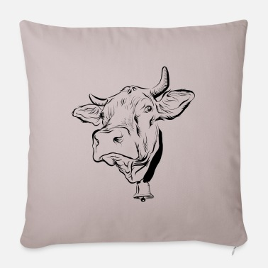 Cow Cow cows - Sofa pillow with filling 45cm x 45cm